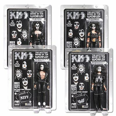 KISS 12 Inch Action Figures Series Two Complete Set of all 4