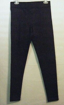 a6443143cfc6fe NWT Matty M. Thick Material Leggings with Wide Elastic Band Python GraySmall