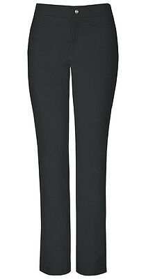 Sapphire Roma Low-rise Zip Fly Slim Pant  SA101A BBKS Black Free Shipping!