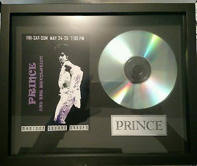 Prince Framed (8X10) Picture