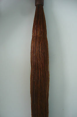 Mixed Brown Horse Tail Hair Extension 85-90cm  one pound 1Lb