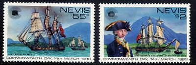 Nevis 1983 Commonwealth Day  MNH
