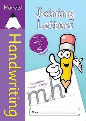 Morrells Handwriting Books - Joining Letters Writing Cursive Practice Workbook 2