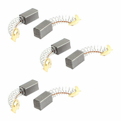 16mmx13mmx6mm Motor Carbon Brushes 20 Pcs for Generic Electric Motor Car Care