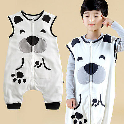 "Vaenait Baby Girls Boys Clothes Kids Cotton Sleepsack ""Cotton Polar bear"" 1T-7T"