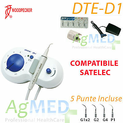 ABLATORE AD ULTRASUONI ODONTOIATRICO DTE D1 WOODPECKER compatibile SATELEC®