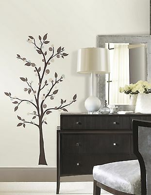 RoomMates Mod Tree Peel and Stick Giant Wall Decals Free Shipping New