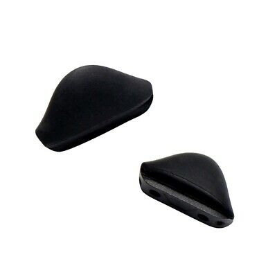 MRY SOFT Silicon Nose Pads for-Oakley Crosslink Pro Sweep Pitch Eyeglasses Frame