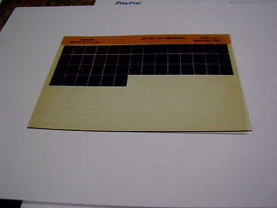Kawasaki Ar125 Ar 125 A1 1983 Gen Part Catalogue Microfiche