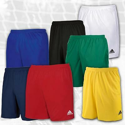 Adidas Parma 11 Climalite Mens Sports Football Gym Shorts Size: Xs S M L Xl Xxl
