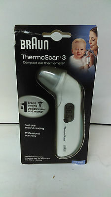 Braun Thermoscan Ear Thermometer with 1-second readout, IRT3020US