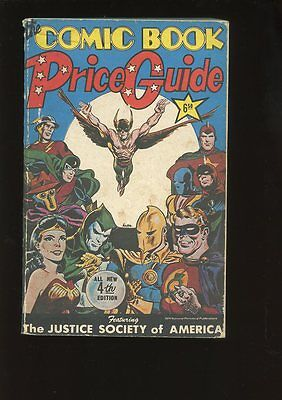 OVERSTREET COMIC PRICE GUIDES LOT OF 24 ISSUES #4-31 SOFTCOVERS     #jg_003