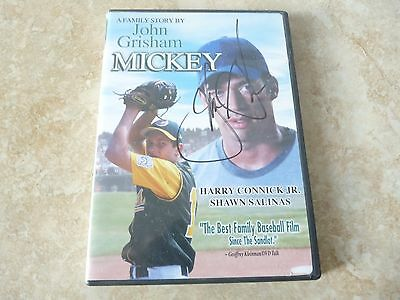 John Grisham Mickey Autographed Signed DVD Cover Movie PSA Guaranteed