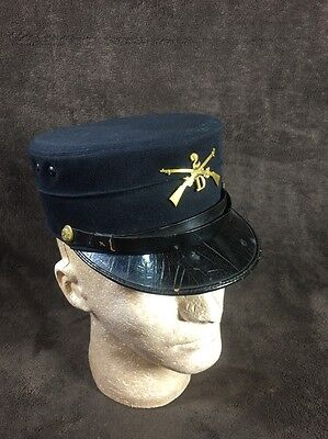 2nd Infantry Company D Late Indian Wars Spanish American War M1895 Forage Hat