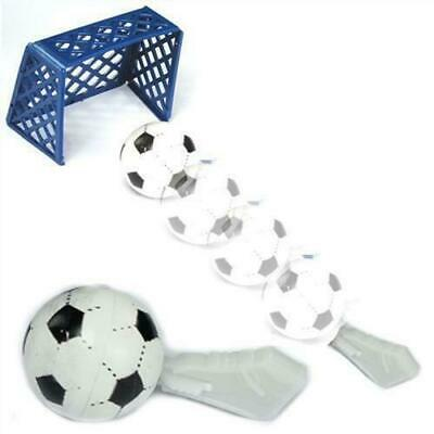 6 Mini Football Shooter Games - Pinata Toy Loot/Party Bag Fillers Wedding/Kids