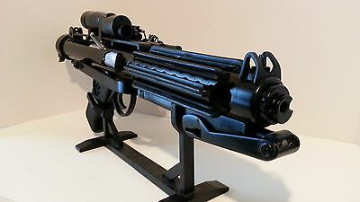 Storm Trooper Uber E-11 Blaster Rifle Model Hero Kit ANH Screen Accurate Replica
