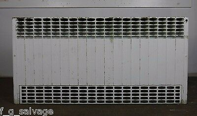 Antique Vintage American-Standard Sunrad Hot Water Radiator 20-section (#2) 40""