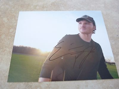 Eric Paslay Sexy Country Signed Autographed 8x10 Music Photo PSA Guaranteed #2