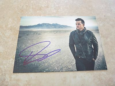 David Nail Sexy Country Signed Autographed 5x7 Music Photo PSA Guaranteed #2