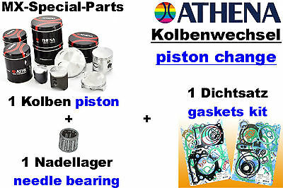 KTM EXC 250 EXC250 # piston change Kit # piston + needle bearing + gaskets kit