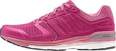 adidas Supernova Sequence Boost 8 Ladies Running Shoes - Pink
