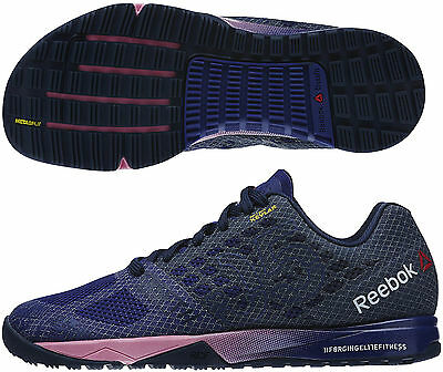 Reebok Crossfit Nano 5.0 Ladies Gym Training Shoes - Purple