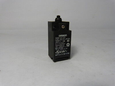 Omron D4N-4132 Safety Limit Switch Plunger Top ! NOP !