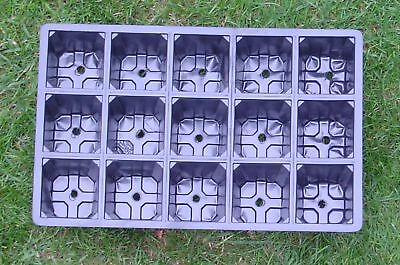 10 Seed tray Inserts 8 - 25 cells. Free