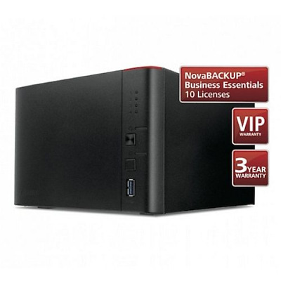 TS1400D0404-EU BUFFALO TeraStation 1400 - NAS server - 4 TB - SATA 3Gb/s - HDD 1