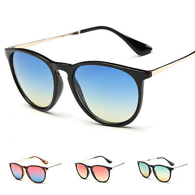 Womens Retro Vintage Designer Sunglasses Mens Eye Glasses Eyewear Shade Unisex