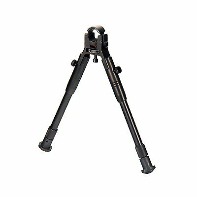 """UTG TL-BP18S-A New Gen Reinforced Clamp-on Bipod, Cent Ht 6.2""""-6.7"""""""