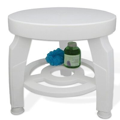 Swivel Shower Stool Seat Bath and Shower in Comfort and Safety mobility