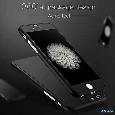 Original Ultra Slim 360 Full Body Protector Skin Case Cover F iPhone 6 6s 8 PLUS