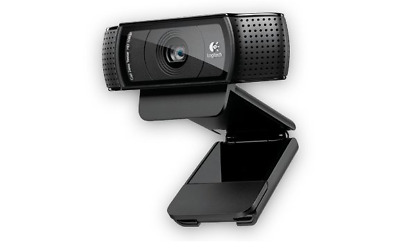 960-000768 Logitech Webcam HD Pro C920 - 960-000768  (Cameras > Webcams)
