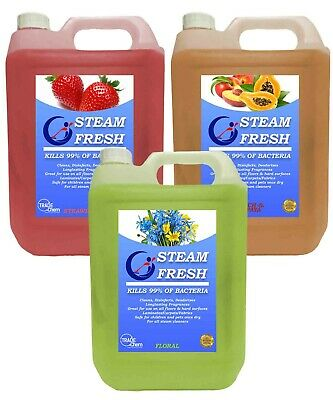 Steam Cleaning Detergent Solution - Steam Cleaner Fluid For All Machines Inc Vax