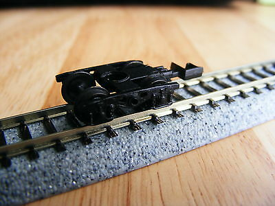 ATM - 1802C Y25 cast frame bogies, supplied with N-Train - N-Wheelz 6.2mm