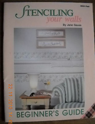 Stenciling Your Walls Beginners Guide
