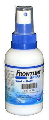 FRONTLINE SPRAY 100 ML spray antiparassitario cani e gatti