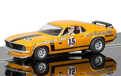 1/32 SCALEXTRIC C3651 Ford Mustang Boss 302 Slot Car