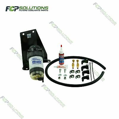 FLASHLUBE Ford Ranger PX 2.2L, 3.2L, P4AT, P5AT Diesel Fuel Water Separator Kit