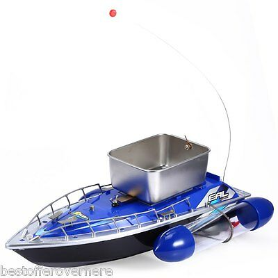 Mini RC Wireless Fishing Lure Bait Boat 200M Remote Control for Finding Fish BUL