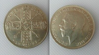 Collectable 1921 One Florin Coin Of King George V