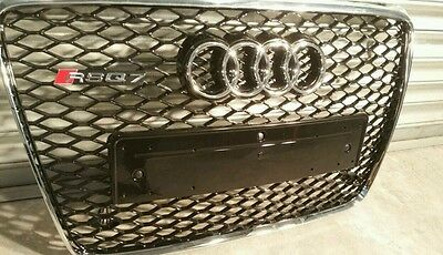 Audi Rsq7 Grill Q7 To Rsq7 Honeycomb Rs Style 2006 Onwards , Special Offer On