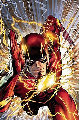 Flash # 52 Homage Variant Cover NM DC
