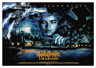 A Nightmare on Elm Street (1984) V5 - A1/A2 POSTER **BUY ANY 2 AND GET 1 FREE**