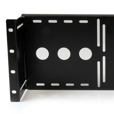 RKLCDBK StarTech.com VESA LCD MONITOR MOUNTING BRACKET FOR 19IN RACK OR CABINET