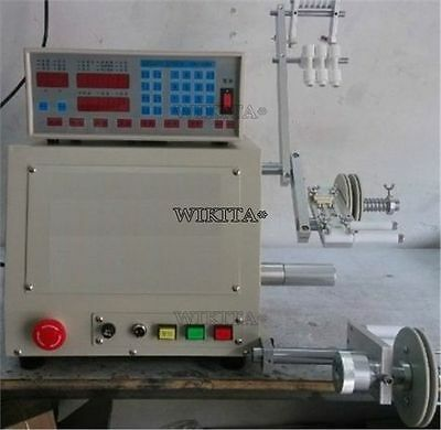 New Cnc Automatic Coil Winding Machine Micro-Computer Controlled Winder S