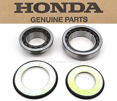 New Genuine Honda Steering Stem Head Bearing Kit RVT1000R GL1800 See Notes #Q106