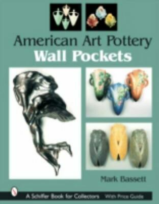 American Art Pottery Wall Pockets - Roseville, Weller, McCoy, Fulper, Grueby +