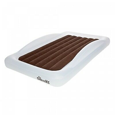 The Shrunks Toddler Travel Cot Bed Inflatable Air Beds Sleepover Mattress